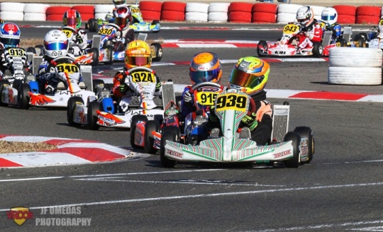 Iame Winter Cup - Qualifying disputado, todo listo para las clasificatorias