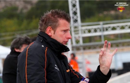 Martin Reuvers - Trotamundos del karting