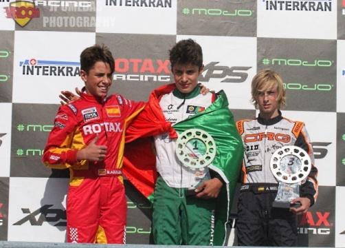 Victoria en carrera 1 de Marco Aguilera, carrera 2 y título para Guilherme de Oliveira