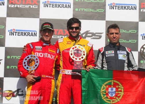 DD2 Master Motorland - Doblete de Javier Campo, Rui Pereira campeón