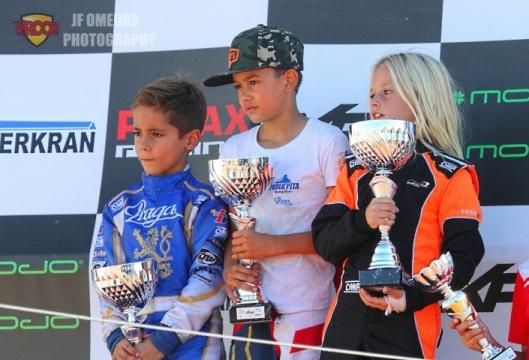 Academy Rotax - Nuevo triunfo de Pedro Moura en Zuera