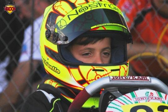 Los españoles de las Rotax Grand Finals - Yerai Vaello (Micro)