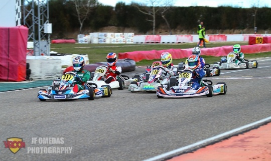 Trofeo Ibérico Max - Se impone Gonçalo Coutinho, podio para Óscar Jiménez