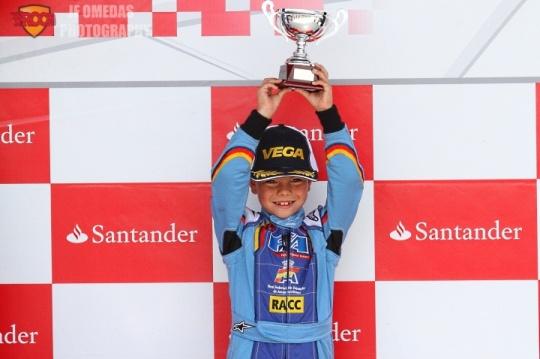¡Christian Costoya elegido piloto del año!
