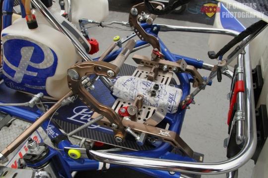 Así son los pedales multiregulables de Praga (IPK)