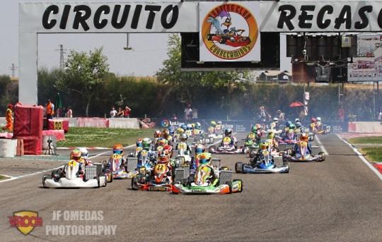 CEK Junior - Victoria y título para Mari Boya, Josep Mª Martí se impone en Carrera 2