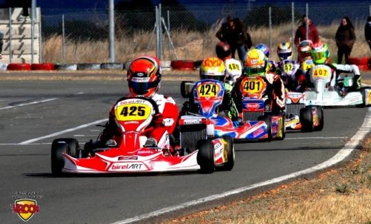 Series Rotax - A por la segunda en Motorland