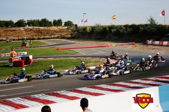 Campeonato de España Recas - Parilla X30 Cup