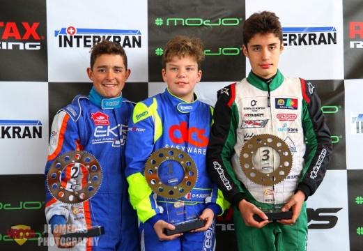 Carrera 1 y meeting para Daniel Augereau, Carrera 2 para Iván Bataller