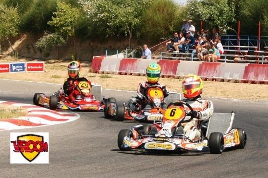 Campeonato de España Recas - KZ2