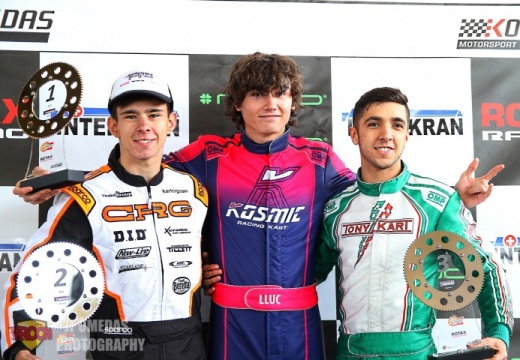 Carrera 1 y meeting para Lluc Ibáñez, remontada y victoria en carrera 2 para Javier Rodelas