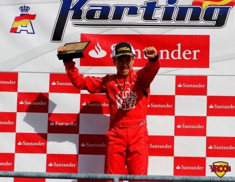 CEK KFJ – Eliseo Martínez Campeón de España, victoria venezolana en Alcañiz.