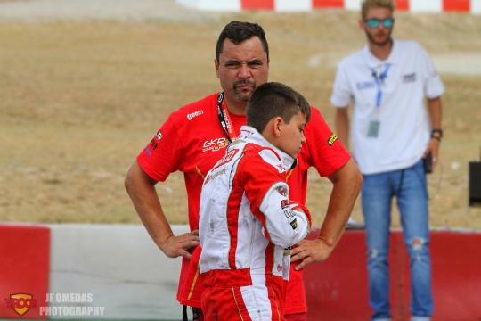 """Paulo Malheiro: """"Nos debemos convencer de que en el karting es donde empieza todo"""""""