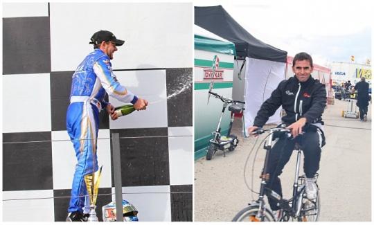 Jorge Pescador y Nacho Aviñó evolucionan favorablemente de sus lesiones.