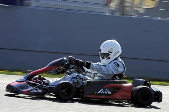 Karts eléctricos - La FIA estudia la creación de la eKarting Cup