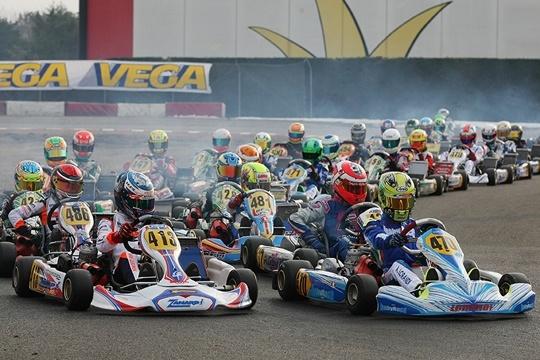 Llega la Winter Cup, una de las carreras más esperadas del calendario internacional CIK FIA