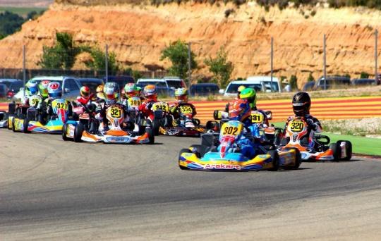Series Rotax - Todo listo para el fin de fiesta en Motorland
