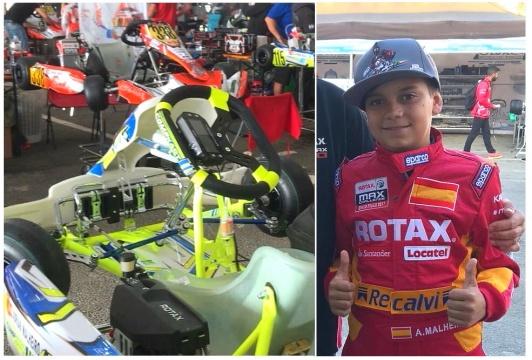 Objetivo Rotax Grand Finals - Adrián Malheiro