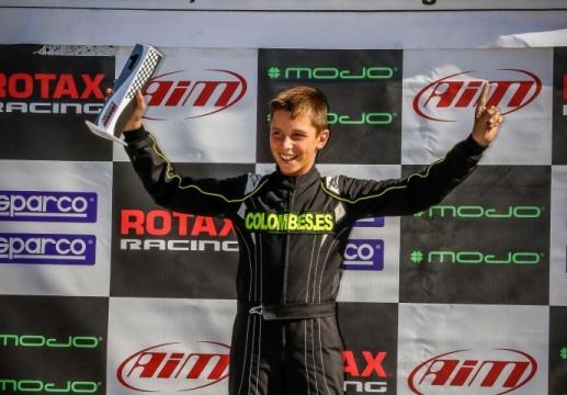Los españoles de las Rotax Grand Finals - Marco Aguilera (Mini)