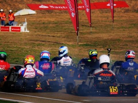 CEK - El Circuito de Campillos abrirá la temporada 2014