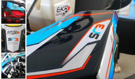 Nuevo EKR SR3: Innovación y calidad.