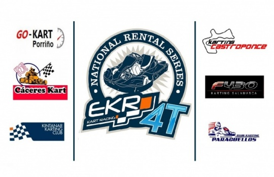 Las National Rental Series 4T by EKR toman forma