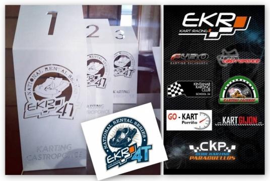 Arranca la temporada, avanzan las Rental Series 4T by EKR