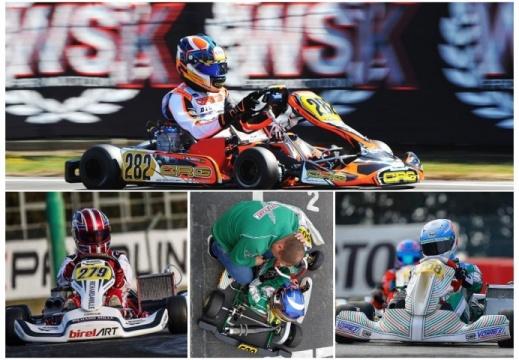 WSK Super Master Series - Pedro Hiltbrand se reencuentra con el podio en La Conca