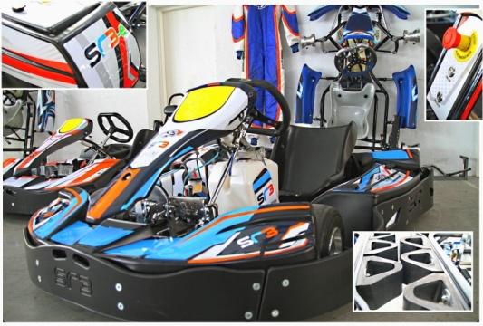 Rental EKR Kart Racing, evolución constante.