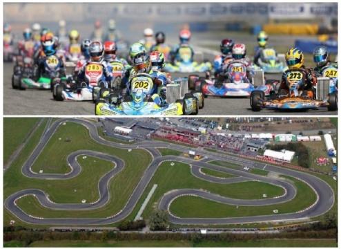 Una veintena de pilotos españoles en el arranque de las Iame Euro Series