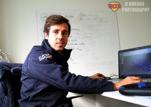 José Luis Sierra - Ingeniero de EKR Kart Racing