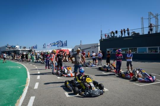 Confirmado: Portimao será la sede del Campeonato del Mundo de Karting de OK/OKJ
