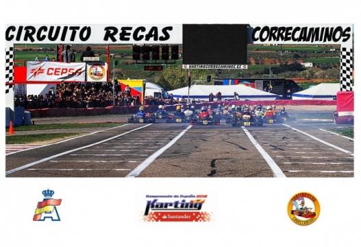 El Campeonato de España 2018 encara su recta final en Recas