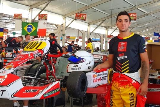 Objetivo Rotax Grand Finals - Adrián Pruñonosa