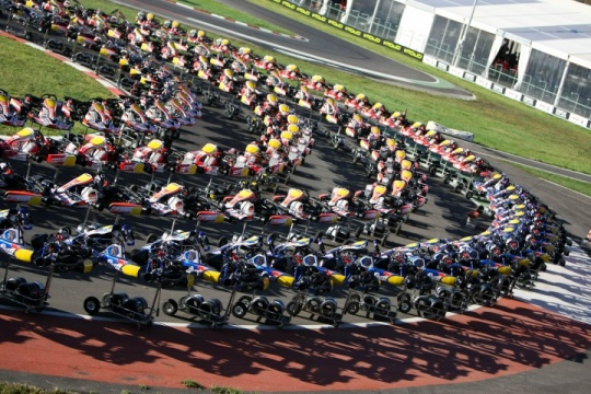 BRP-ROTAX confirma sus chasis para las Grand Finals de Brasil