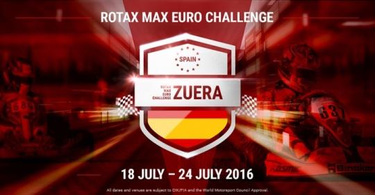 Rotax Euro Challenge - Nuevo asalto europeo para nuestros pilotos en casa