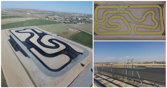 Salamanca tendrá su circuito outdoor