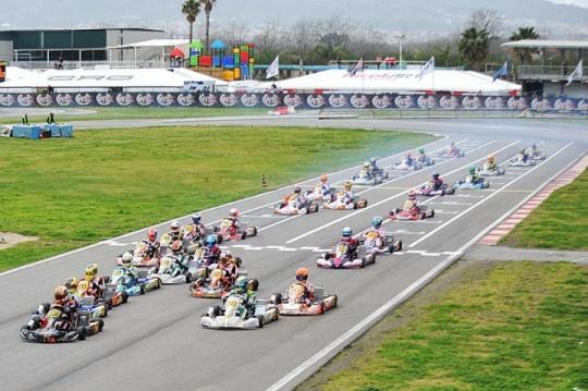 Última prueba de las Super Master Series con 17 pilotos españoles en pista