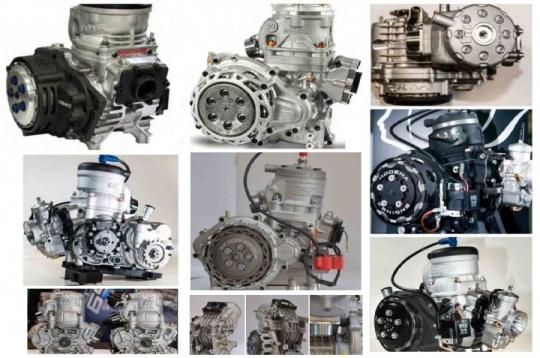 Motores - Nuevas homologaciones 2016