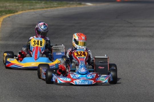 David Vidales tercero en el Trofeo Andrea Margutti