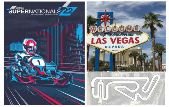 SKUSA Supernats 2018 - Comienza el show en Las Vegas