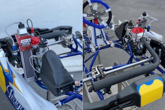 Nueva configuración en 2020 para los motores Rotax Micro y Mini