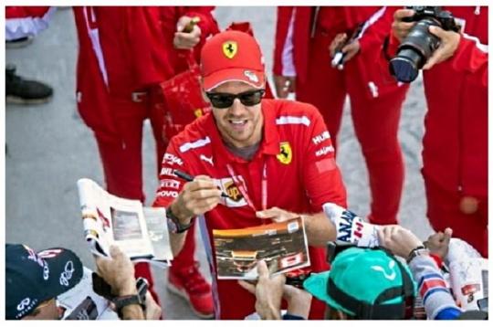 "Sebastian Vettel: ""¡El karting cuesta demasiado!"""