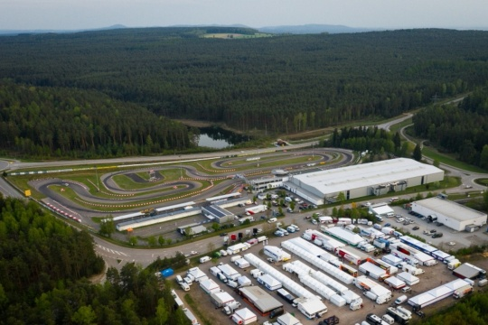 Campeonato de Europa OK/OKJ - Asalto final en Wackersdorf