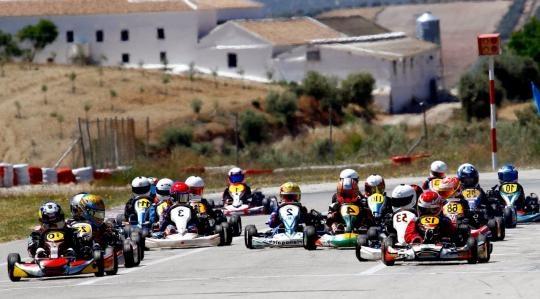 Benferri Winter Cup - Próxima parada Circuito de Campillos