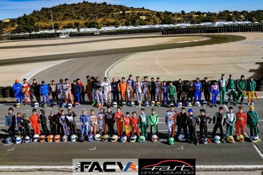 CKCV 2019: fin de fiesta en el Fast Circuit de Cheste