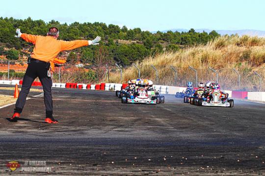¿Cuándo comenzará la temporada de karting en España?