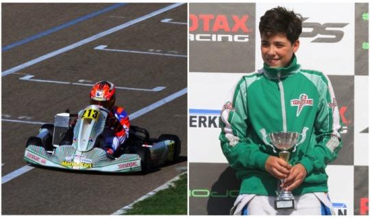 Objetivo Grand Finals Brasil - Adrián García (Junior)