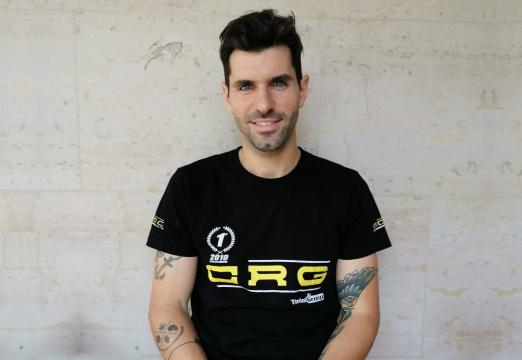 """Jaime Alguersuari: """"Lógicamente me gustaría ganar en Campillos, pero para mi será un test"""""""