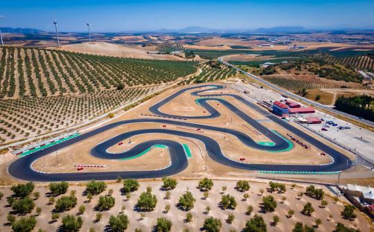 Oficial: ¡Kart Center Campillos sede del Campeonato del Mundo FIA Karting!